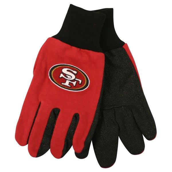 NFL San Francisco 49ers Sport Utility Gloves