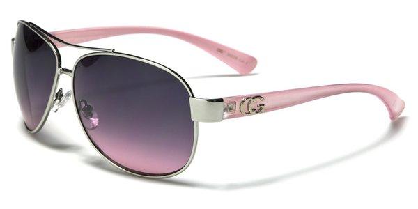 38026 CG Eyewear Aviator Pink