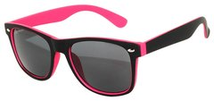 Retro Two-toned Black and Pink