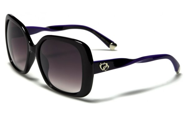 90024 Romance Oversized Twisted Purple