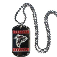 NFL Atlanta Falcons Dog Tag