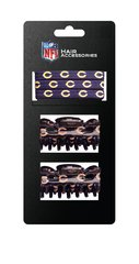 NFL Chicago Bears 5 Piece Hair Accessories