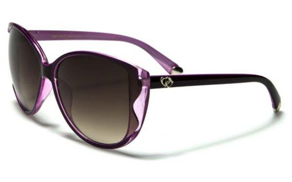 90018 Romance Round Butterfly Purple