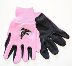 NFL Atlanta Falcons Sport Utility Gloves Pink