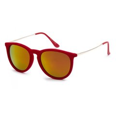 1061 Fuzzy Velvet Retro Red REVO