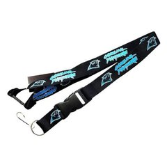 NFL Carolina Panthers Lanyard