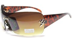 28003 Giselle Shield Tortoise Shell