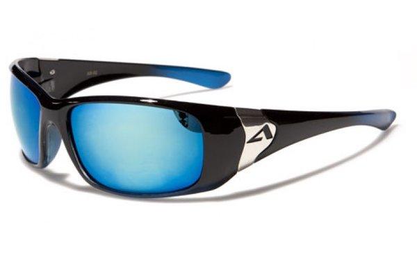 02 Arctic Blue Wrap Black Blue