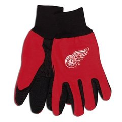 NHL Detroit Red Wings Sport Utility Gloves