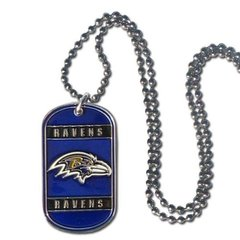 NFL Baltimore Ravens Dog Tag