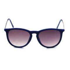 1061 Fuzzy Velvet Retro Cobalt Blue