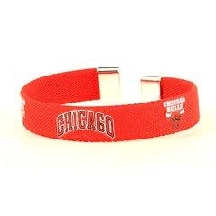 NBA Chicago Bulls Fan Bracelet