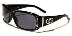1808 CG Eyewear Rhinestone Black