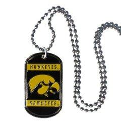 NCAA Iowa Hawkeyes Dog Tag