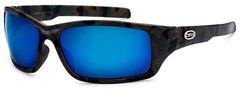 2450 XLoop Camo Olive Blue Lens