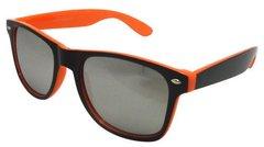 Retro Two-toned Black and Orange