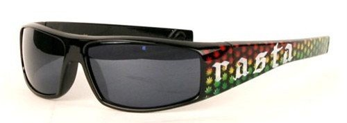 3020 Rasta Black - 2 Pair