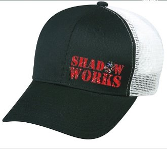 Shadow Works Trucker Snap Back