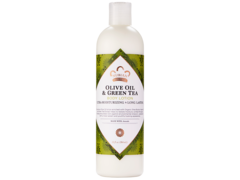 Nubian Heritage Olive Oil & Green Tea Lotion with Avocado