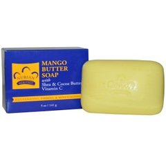 Nubian Heritage Mango Butter Soap with Shea and Cocoa Butter
