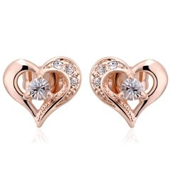 Ouxi Summer Fashion Earrings Made With Crystals from Swarovski