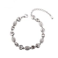 Ouxi Friendship Bracelet Made With Zircon Crystal