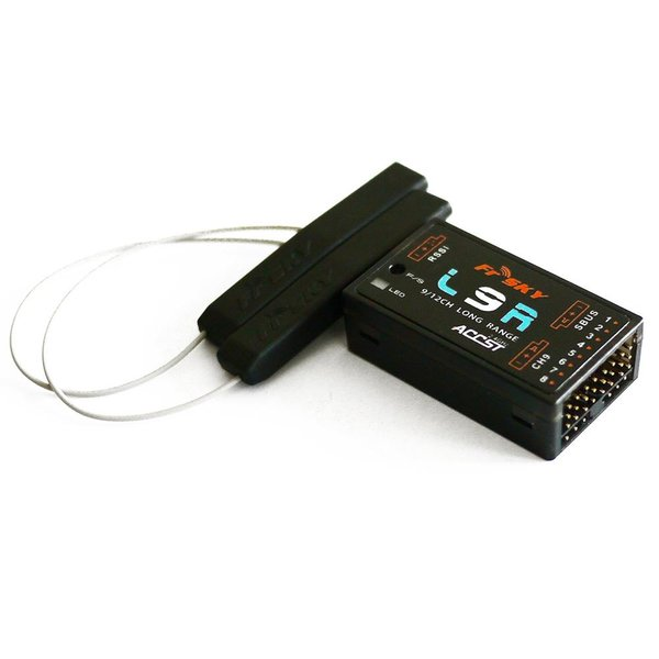 FrSky L9R Long Range Receiver (9/12 Non-Telemetry)