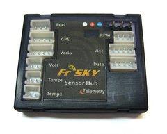 FrSky Telemetry Sensor Hub