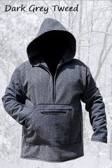 Pathfinder Dark Grey Tweed