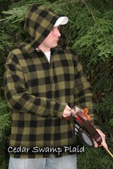 Jacket Cedar Swamp Plaid