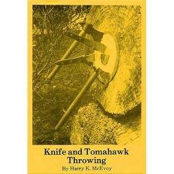 Knife & Hawk Throwing Book 02