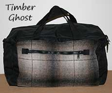Northwoods Duffle Timber Ghost