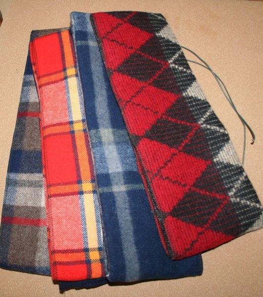 Wool Longbow/Recurve Cases