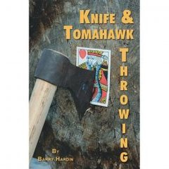 Knife & Hawk Throwing Book 01