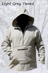 Pathfinder Light Grey Tweed