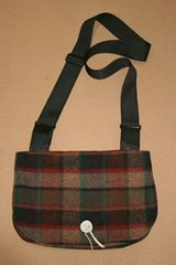 Haversack Little Delta Plaid