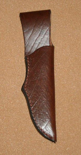Sheath Medium Leather 01