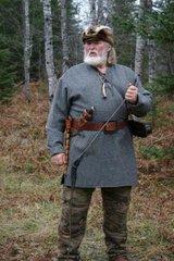 Longhunter Pullover Grey