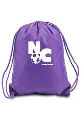 NC Soccer String Backpack