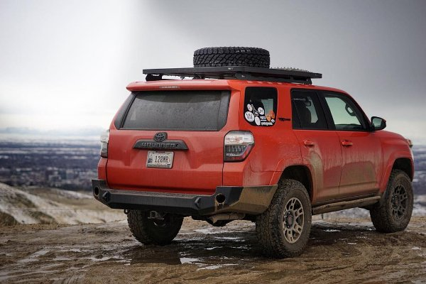 2004 Ford Expedition Off Road >> 5th Gen 4 Runner Rear Bumper (Non STC) (2010+) | Expedition One