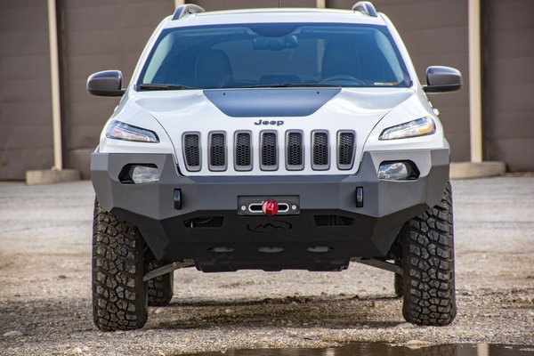 Kl Cherokee Front Bumper Pre Order Expedition One