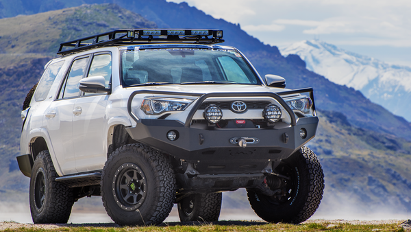 5th Gen 4 Runner Front Bumper 2014 Expedition One