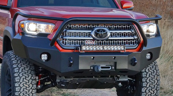2016 Tacoma Front Bumper Expedition One