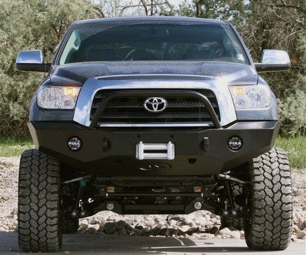 Expedition One Range Max Tundra Front Winch Bumper