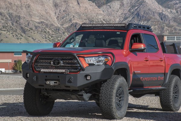 Toyota Tacoma Mule Ultra Rack Expedition One