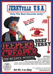 Jeepers Creapers The Reaper Pepper