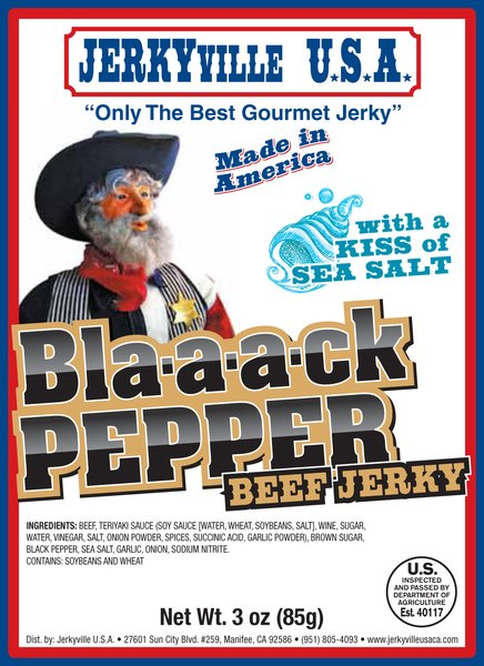 Bla-a-a-ck Pepper
