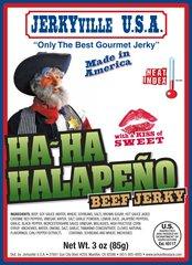 Ha Ha Halapeno