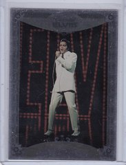 Press Pass Essential Elvis Trading cards base card #20