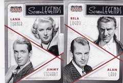 2015 Americana Screen Legends Co-Stars cards Choose your numbers from the list